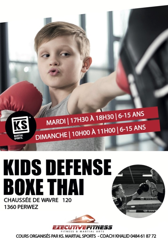 kids martial