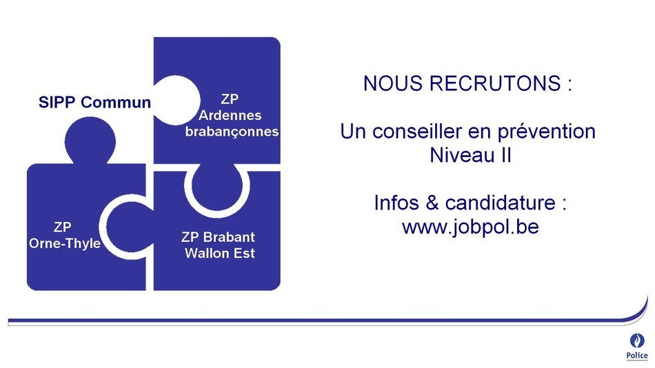 Recrutement SIPPTC