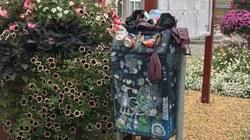 Nos poubelles publiques ne sont pas un dépotoir