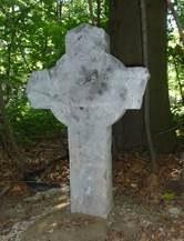 croix bois de buis