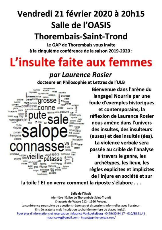 Affiche 2020 02 21 Laurence Rosier page 0