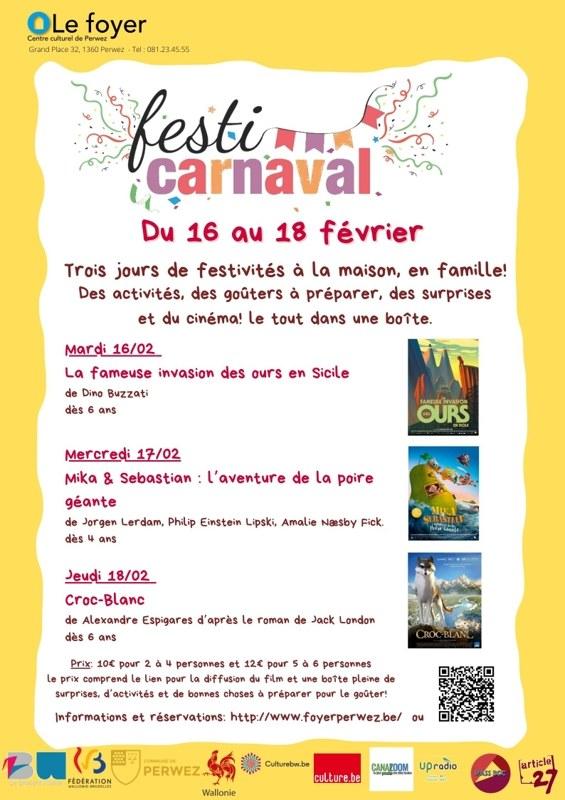 Affiche festicarnval