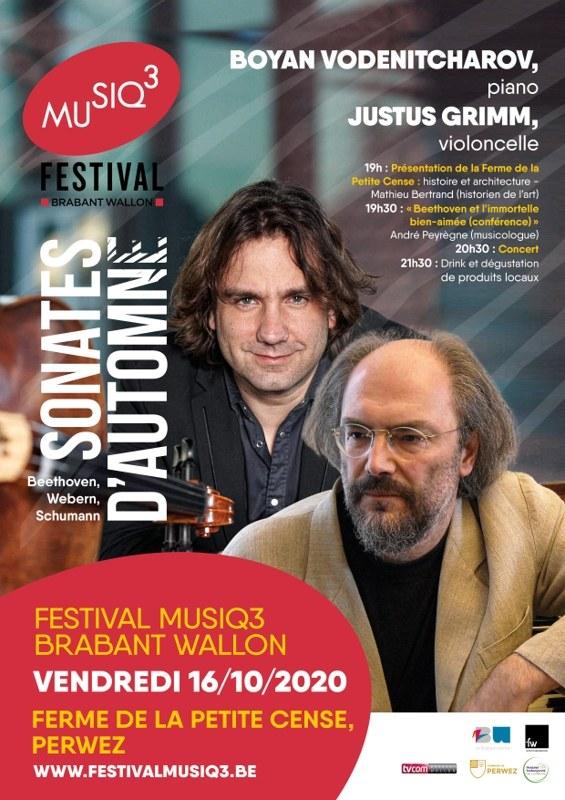 Affiche festival 16 octobre
