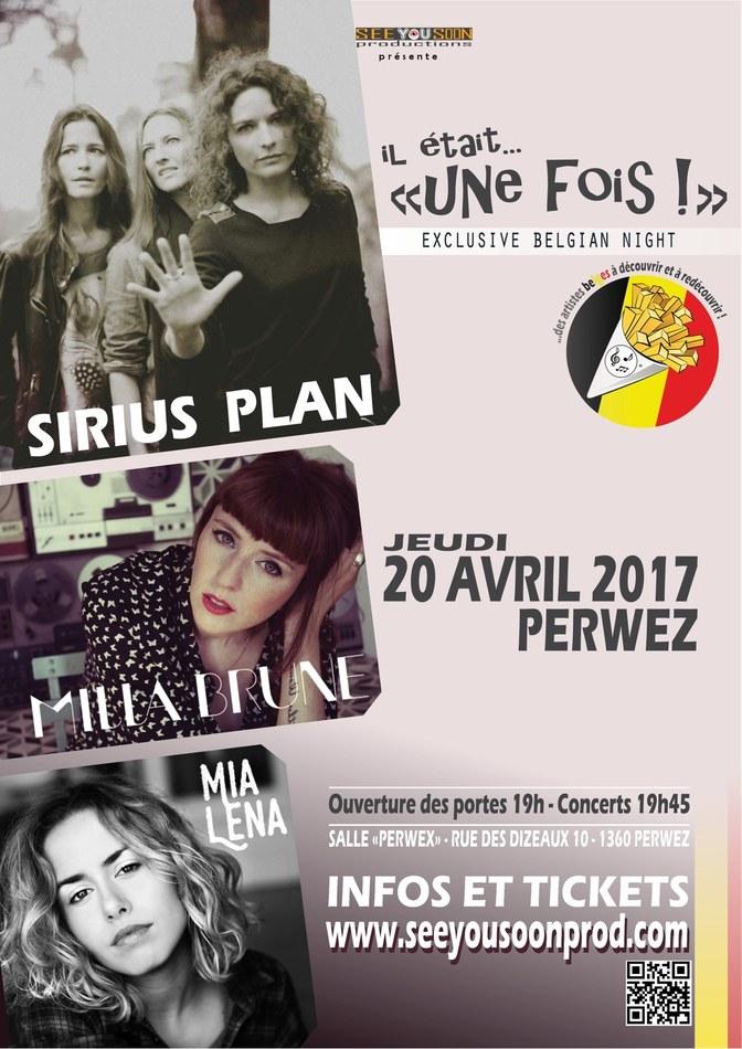 concert du 20 avril