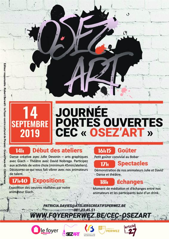 Portes ouvertes CEC 2019 page 0