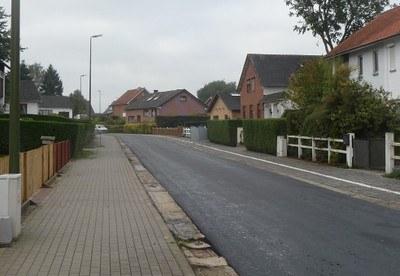 travaux asphaltage en serie